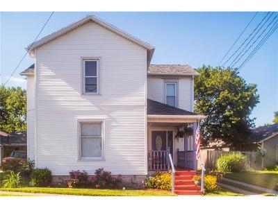 Tipp City Single Family Home For Sale: 135 Plum Street