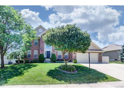 Bellbrook Single Family Home For Sale: 3229 Spillway Court