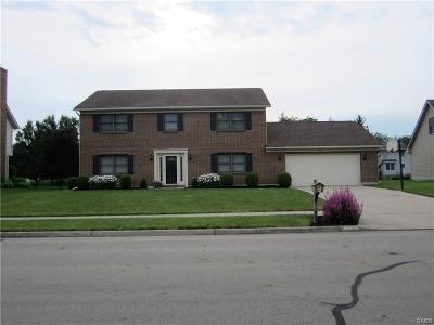Tipp City Single Family Home For Sale: 940 Stonehenge Drive