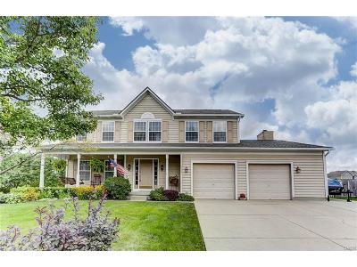 Beavercreek Single Family Home For Sale: 4220 Spruce Wood Drive