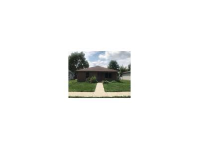 Troy Single Family Home For Sale: 1114 Walker Street