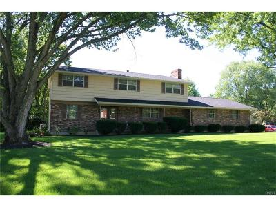 Centerville Single Family Home Active/Pending: 5618 Red Coach Road