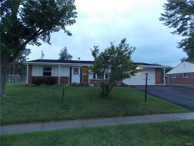 Englewood Single Family Home For Sale: 1003 Bevan Court