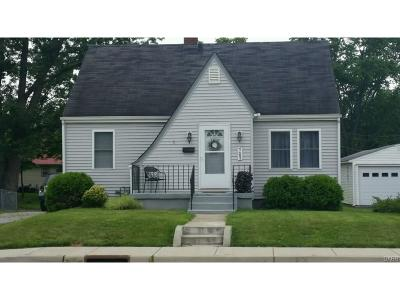 Troy Single Family Home For Sale: 707 Market Street