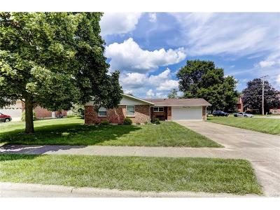 Troy Single Family Home For Sale: 1301 Cornish Road