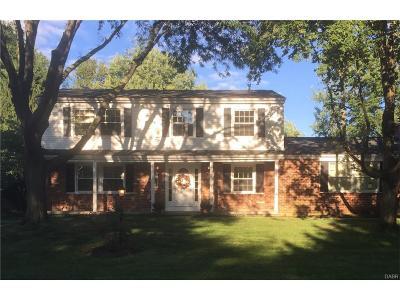 Centerville Single Family Home For Sale: 151 Village Drive