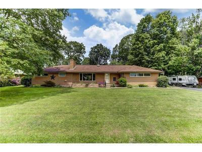 Beavercreek Single Family Home For Sale: 3454 Rome Beauty Drive