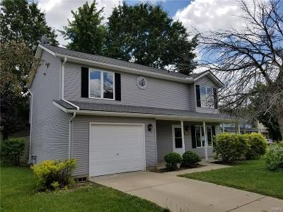 Xenia Single Family Home For Sale: 287 Fairview Court