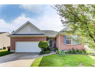 Xenia Single Family Home Active/Pending: 199 Tranquil Drive