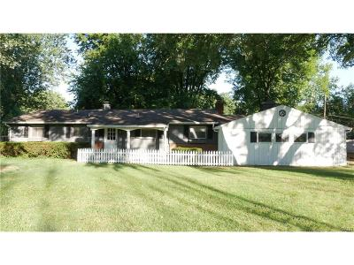 Centerville Single Family Home For Sale: 9831 Pennfield Road