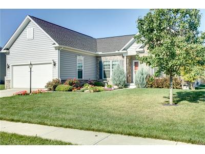 Tipp City Single Family Home For Sale: 3151 Coneflower Drive