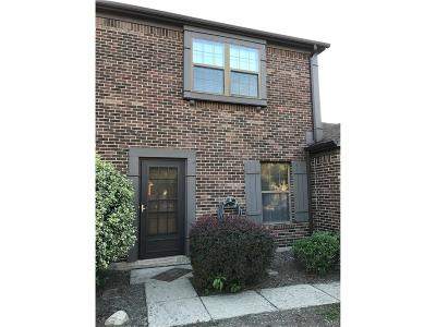 Centerville Condo/Townhouse For Sale: 7695 Paragon Commons Circle