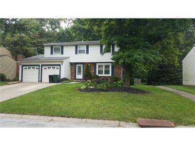 Englewood Single Family Home Active/Pending: 118 Westrock Farm Drive