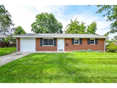 Troy Single Family Home For Sale: 1509 Dean Circle