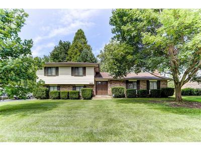 Beavercreek OH Single Family Home For Sale: $218,900