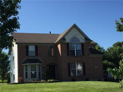 Xenia Single Family Home For Sale: 1973 Highlander Drive