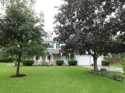 Beavercreek Single Family Home For Sale: 3039 King James Drive