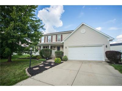 Miamisburg Single Family Home Active/Pending: 2493 Featherston Court