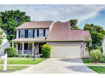 Springboro Single Family Home For Sale: 30 McDaniels