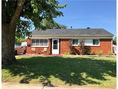 Fairborn Single Family Home For Sale: 173 Routzong Drive