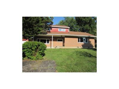 Enon Single Family Home For Sale: 4280 Arrowhead Trail