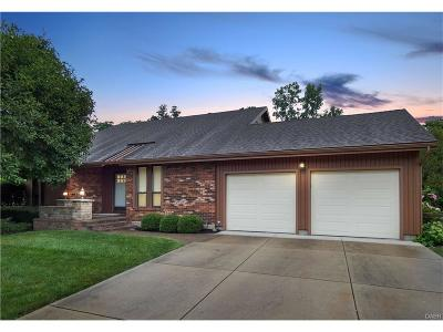 Beavercreek Single Family Home Active/Pending: 282 Danern Drive