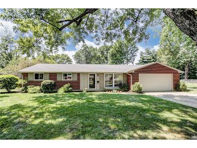 Centerville Single Family Home For Sale: 5145 Crispy Drive