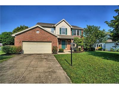 Miamisburg Single Family Home For Sale: 2244 Appleblossom Drive