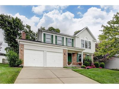 Miamisburg Single Family Home Active/Pending: 2408 Rosina Drive