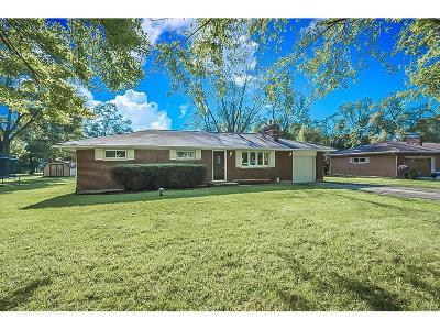 Beavercreek Single Family Home For Sale: 2120 Turnbull Road