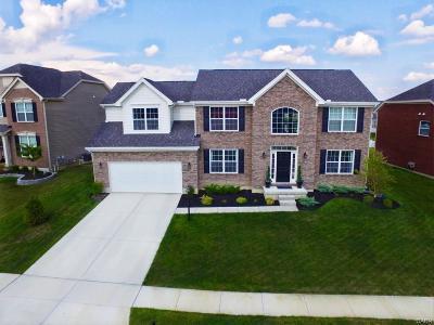 Tipp City Single Family Home For Sale: 1056 Lakeside Street