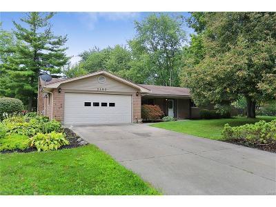 Beavercreek Single Family Home For Sale: 3593 Mecca Drive