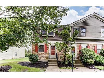 Centerville Condo/Townhouse For Sale: 7693 Brams Hill Drive