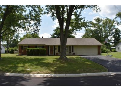 Centerville Single Family Home Active/Pending: 94 Benzell Drive