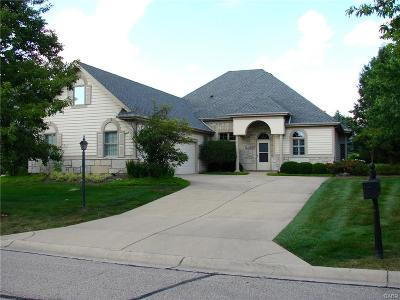 Centerville Single Family Home Active/Pending: 1009 Villa Vista Place