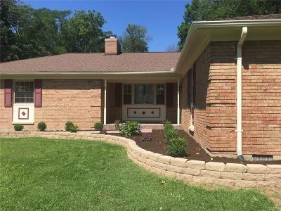 Beavercreek Single Family Home For Sale: 551 Fairfield Road