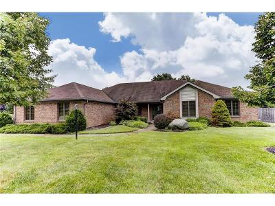 Beavercreek Single Family Home For Sale: 3991 Maple Grove Lane