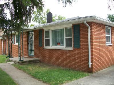 Fairborn Single Family Home For Sale: 1881 Superior Avenue