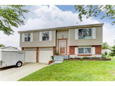 Clayton Single Family Home Active/Pending: 5865 Summersweet Drive