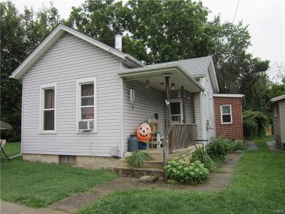 Xenia Single Family Home For Sale: 288 West Street