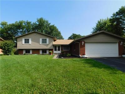 Kettering Single Family Home For Sale: 2253 Whipp Road