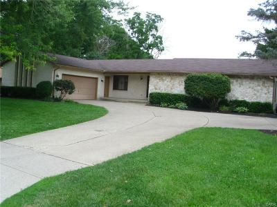Clayton Single Family Home For Sale: 3611 Northfield Road