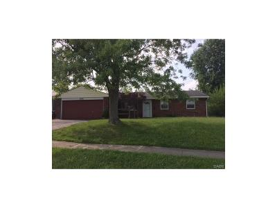 Xenia Single Family Home Active/Pending: 2096 Bellbrook Avenue