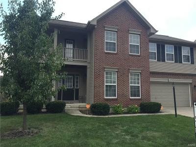 Tipp City Single Family Home For Sale: 5182 Deergate Drive