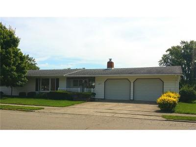 Troy Single Family Home For Sale: 861 Fairfield Road