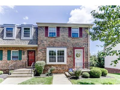 Centerville Condo/Townhouse For Sale: 5831 Overbrooke Road