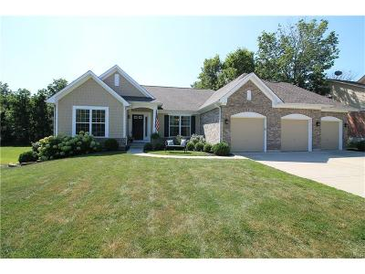 Bellbrook Single Family Home For Sale: 1289 Settlers Bay Court