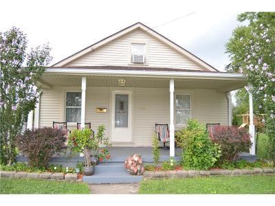 Xenia Single Family Home For Sale: 210 Lake Street