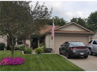 Xenia Single Family Home For Sale: 413 Whisper Lane
