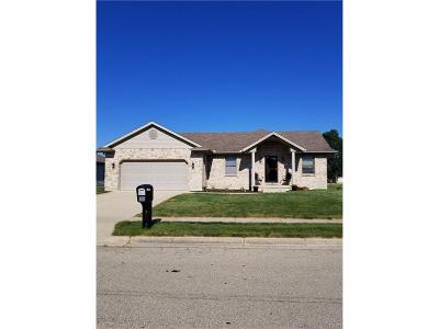 Tipp City Single Family Home Active/Pending: 412 Clover Hill Drive